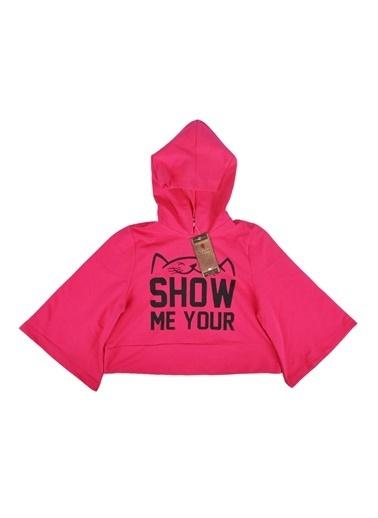 Puledro Sweatshirt Fuşya